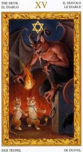 XV Дьявол (LA AVOLO) ZbnfIivcGP4