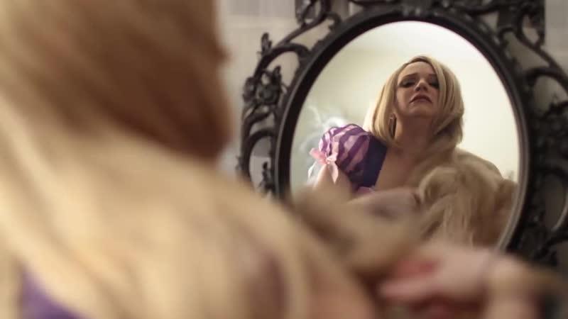 STRANGLED RAPUNZEL Makeup Tutorial - Glam Gore Disney Princess