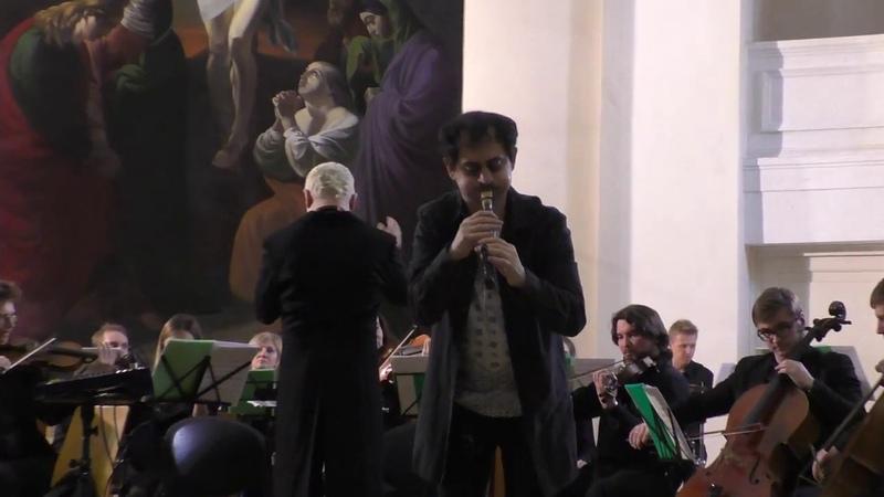 БОМБА! Кукушка Цоя на дудуке с оркестром покорила зал!