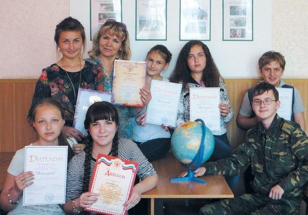 Неманские вести: Победа юных географов