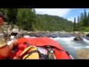 Трейлер к фильму о водометной путешествии на рыбалку. р. Бельсу, Кемеровская область.
