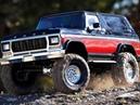 Traxxas TRX 4 Bronco rc truck