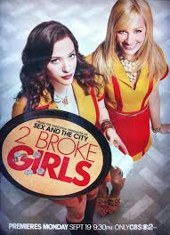2 Broke Girls S01E09-10