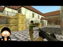Epic Fail Win Lucky Moments in movie CS 1 6