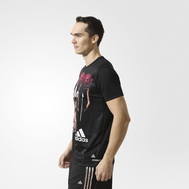 Футболка adidas by kolor Graphic Fitness