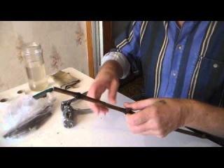 Часть 3 Виноград Настольная прививка