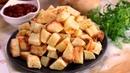 Patatas al horno ¡SIN GRASAS! Y super crujientes, ya tienes la guarnicion perfecta