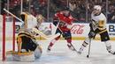 Dadonov records first career hat trick against Penguins