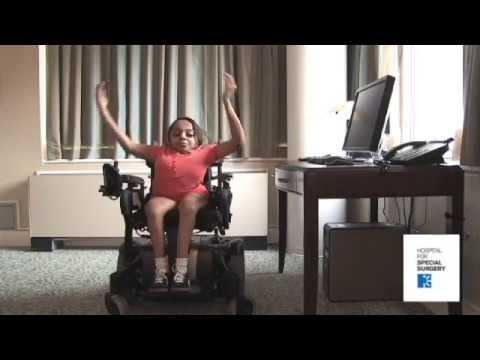 Wheelchair Based Exercises for People with Osteogenesis Imperfecta Upper Body Exercises