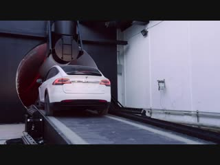 Elon Musk's Boring Company unveils first tunnel with Tesla