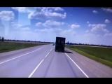 видео момента массового ДТП с участием 7 автомобилей на Кубани