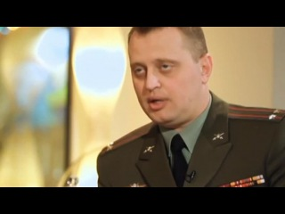 Олег Горшенин - о том, как стать лицом российской армии