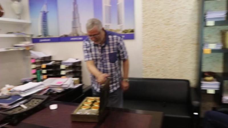 Тагир Аушев привёз Исмагилу Шангарееву горный мед из Ингушетии ⠀⠀⠀⠀⠀