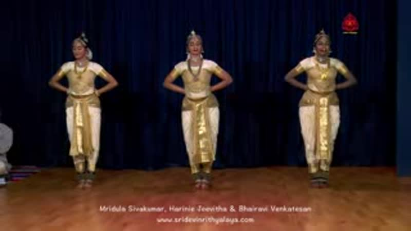Madurai Sri N Krishnan's Compositions full video Thillana Sridevi Nrithyalaya Bharatanatyam 3gp