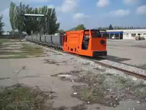 Модернезированный электровоз ЭРА с двойной нагрузкой