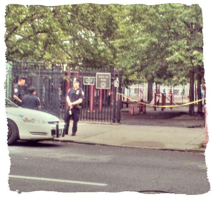 Убийство в Wingate Park