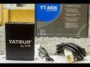 YATOUR YT M06 USB AUX MP3 Адаптер