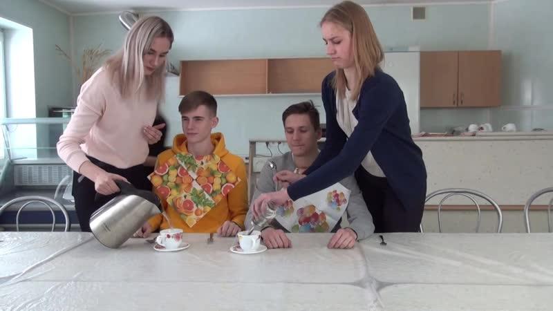 Поздравление девушек и женщин с 8 марта СибГУОР