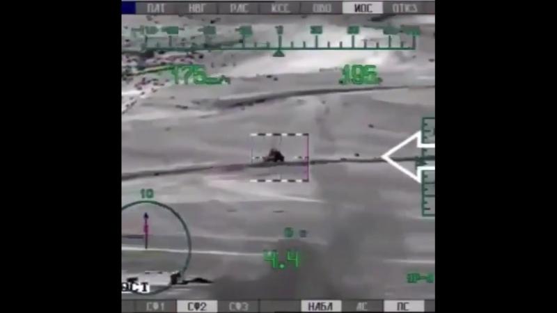 Уничтожение террористов.Боевой вертолёт Ми 28Н Нояной охотник