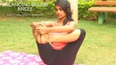 Hip Opening Yoga | Dandayamna Badha Konasana - Balancing Bound Angle