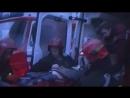Мужчина упал в лифтовую шахту с уровня 5 этажа Его доставали спасатели