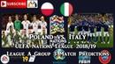 Poland vs. Italy UEFA Nations League League A Group 3 Predictions FIFA 19