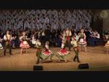 Венгерский танец. Ансамбль песни и пляски имени В.С. Локтева