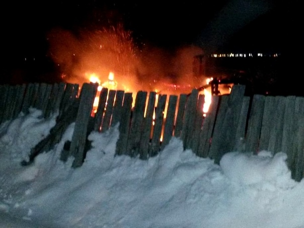17.02.2019 в пожаре на Высотке погиб мужчина