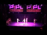 Pop Up Dance Team - Indians vs Sailors, Cosmic Dance Battle 1 place