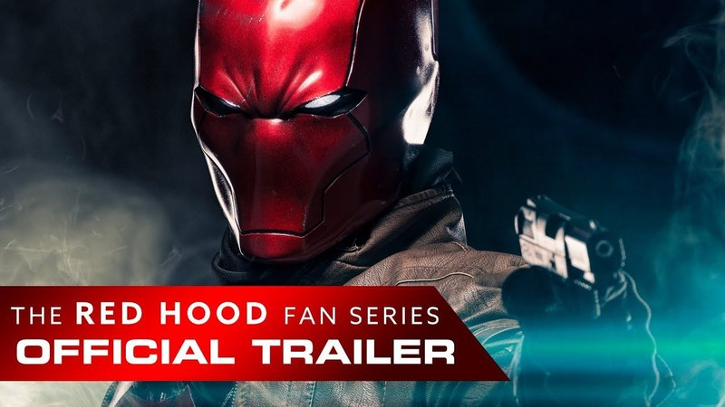 Красный Колпак фан-сериал трейлер Red Hood The Fan Series OFFICIAL Trailer 1