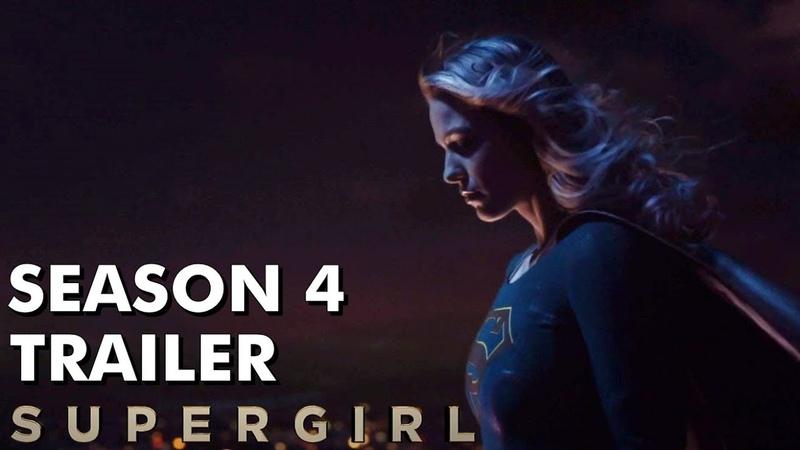 Supergirl Season 4 Trailer (Fan made)
