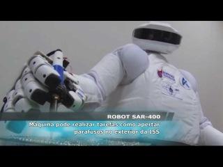 Robot russo vai mostrar como  tocar em Marte