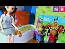 КОРОЧЕ ГОВОРЯ ФИЗН СЮРПРИЗН. КАТЯ И МАКС ВЕСЕЛАЯ СЕМЕЙКА Мультики с кукламиБарби
