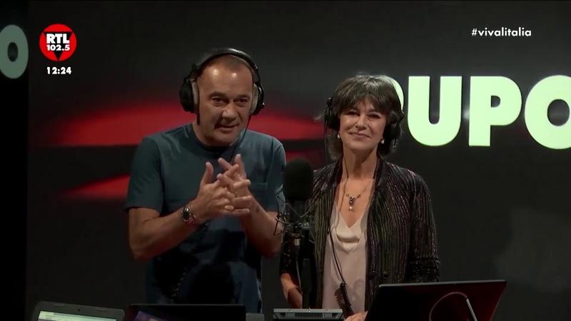 Pupo a RTL 102.5