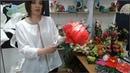 Бесплатный мастер класс Небольшой светильник цветок Мастер Наталья Дроздова