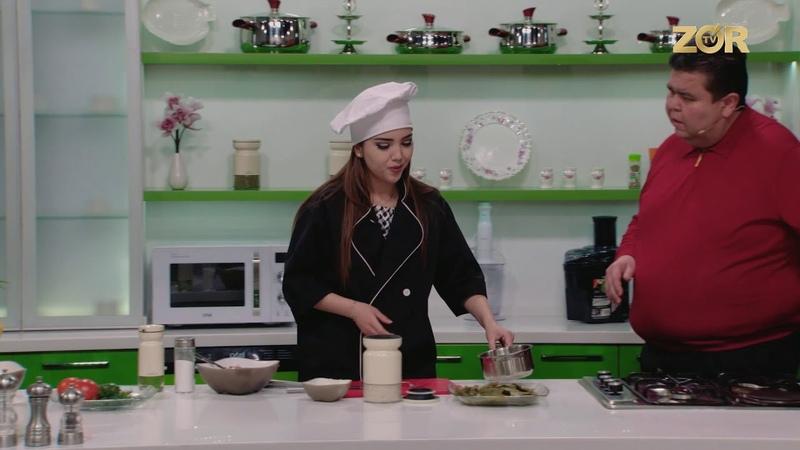 Готовим на кухне ZORTV (28.02.2018)