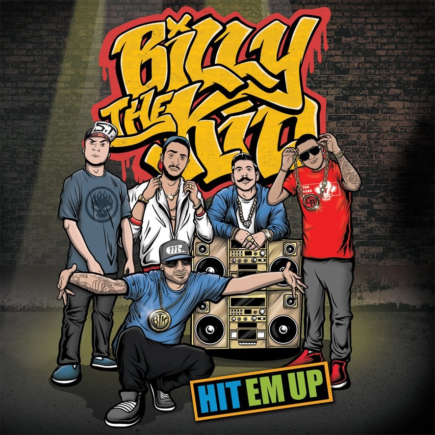Billy The Kid - Hit 'Em Up (2012)