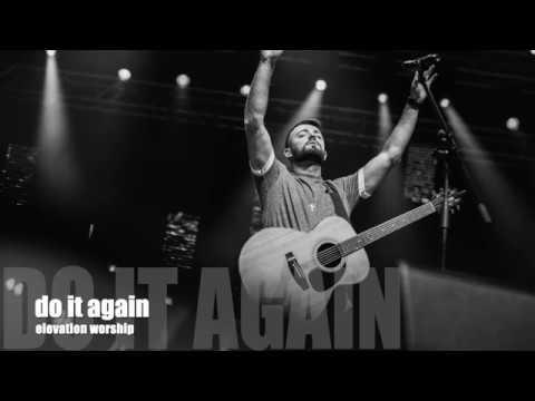 Daniel Filimonov Стены я обойду    Do it again by Elevation worship    lyric video