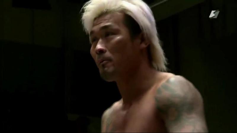 Rihotimo Dragon, Hiratimo Dragon, Takatimo Dragon, Toru Owashi vs. KUDO, Masahiro Takanashi, Yukio Sakaguchi, Saki Akai (DDT)