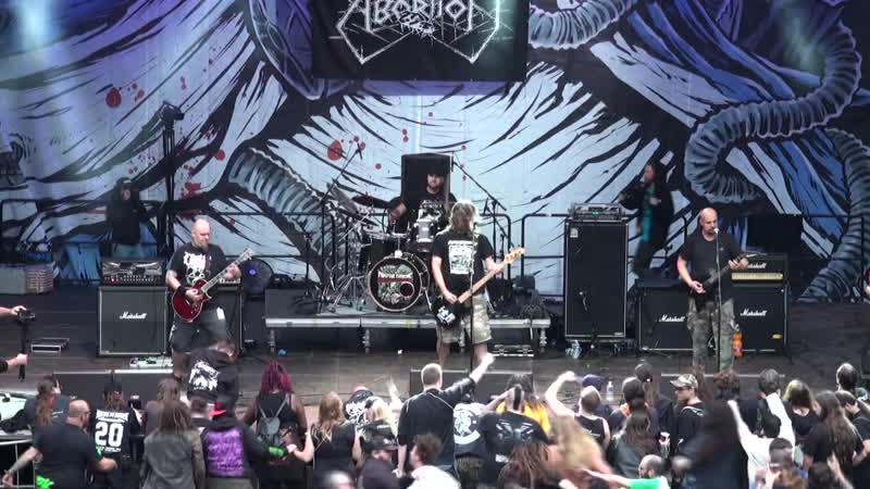 ABORTION Live At OBSCENE EXTREME 2018