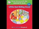 Little Red Riding Hood Read-Along Storybook I Little Ones Story Time Video Library