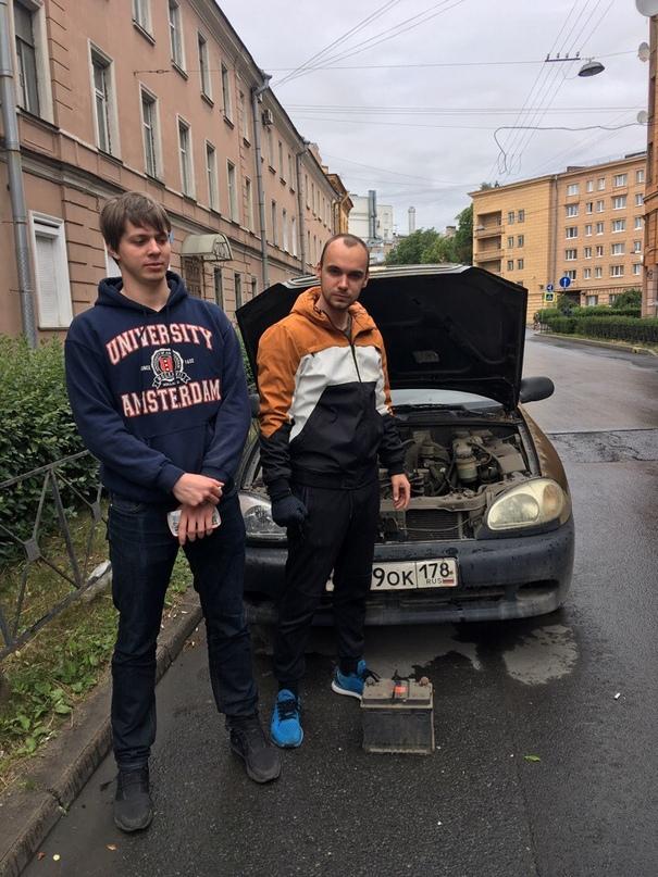 Анатолий Карпов | Санкт-Петербург