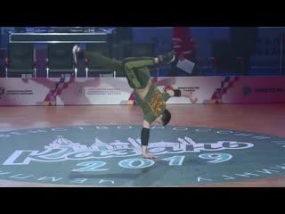 Судейский выход на Первом Чемпионате России по Брейкингу в Казани
