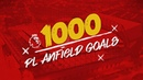 1000 Premier League Goals at Anfield Some of our favourite strikes