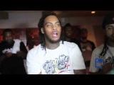 Waka Flocka Flame - Zip Em Up (feat. D-Dash &amp Wooh Da Kid) (In-Studio)