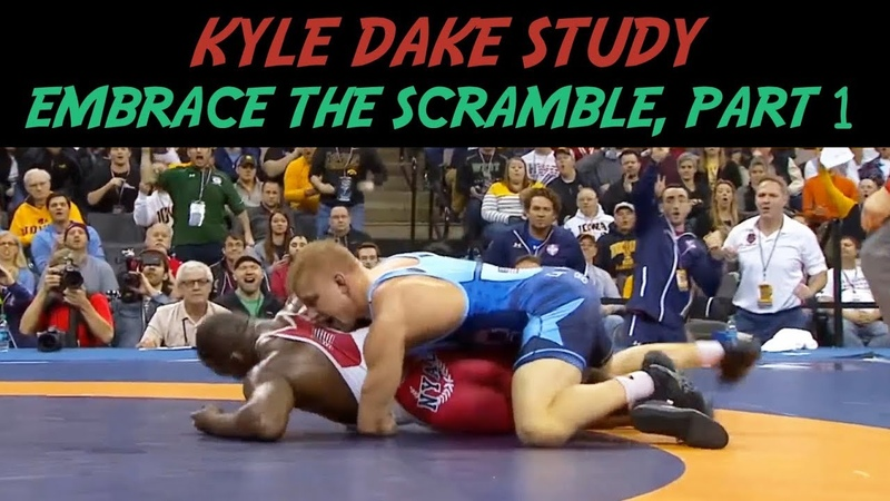 Kyle Dake Study - Base Arm Post (Embrace the Scramble, Part 1)