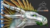 Nile, Wildclaw FlightRising - ZBrushCore SpeedSculpt