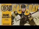 NHL 19 PS4. REGULAR SEASON 2018-2019: Vegas GOLDEN KNIGHTS VS Boston BRUINS. 11.11.2018. (NBCSN) !