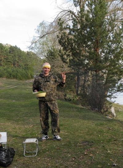 Игорь Агафонов, 5 сентября , Красноярск, id53254826