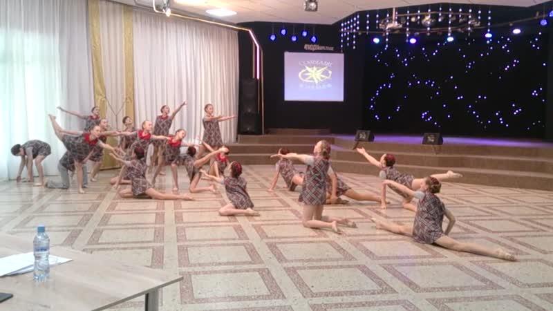 17)XVIII фестиваль Созвездие-Йолдызлык-2018 - Адажио - Нон-стоп - Для мира ты кто 8.02.2018 (Набережные Челны)